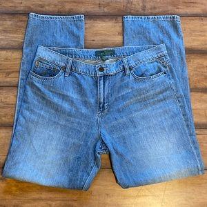 Vintage Ralph Lauren High Rise Jeans!
